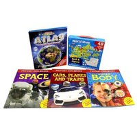 Home Project 5-Book Collection For Kids (Paperback):