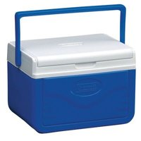 Coleman Cooler 5qt (blue):