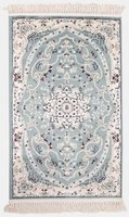Lush Living Décor Rugs Darius (650 x 1100 | Blue):