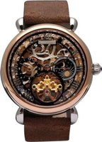 Matt Arend Sqelette Masterpiece Calibre Watch (Rose Gold):