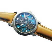 Matt Arend Ma 795 Monochrome X Watch (Turquoise and Tan):