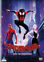 Spider-Man: Into The Spider-Verse (DVD):