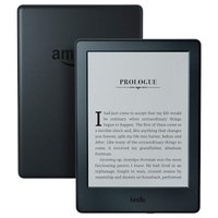 Kindle E-Reader with WiFi and Touchscreen(Black)(With Ads):