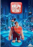 Ralph Breaks The Internet (DVD):