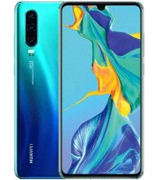 "Huawei P30 6.1"" Octa-Core Smartphone (128GB)(Android 9.0 (Pie)(Aurora):"