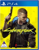 Cyberpunk 2077 (PlayStation 4):