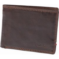 Paolo Rossi Genuine Leather Unique Range Wallet (Brown):