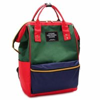 Travel Share Fashion Backpack (Pizza Green):