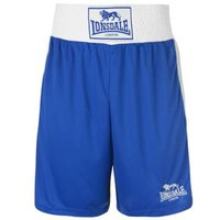 Lonsdale Mens Box Short - Blue/White  [Parallel Import]: