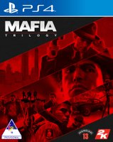 Mafia Trilogy (PlayStation 4):