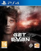 Get Even (PlayStation 4, Blu-ray disc):