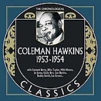 Hawkins Coleman - 1953-1954 (CD): Hawkins Coleman