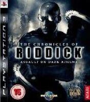 The Chronicles Of Riddick - Assault On Dark Athena (PlayStation 3, Digital): Playstation 3