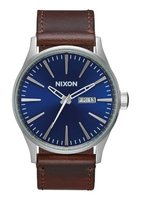 Nixon Gents Sentry Analogue Watch (Blue & Sunray):