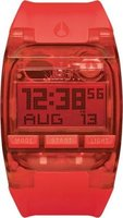Nixon Sport Comp Active Digital Watch (Red):