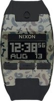 Nixon Sport Comp Active Digital Watch (Khaki Camo):