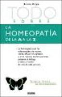 Homeopatia de La a Hasta La Z (Spanish, Paperback): Bruno Brigo