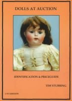 Dolls at Auction - Identification and Price Guide (Paperback): Timothy Stubbing
