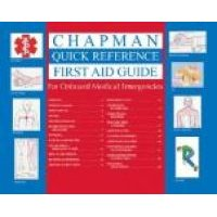 Chapman Quick Reference First Aid Guide - For Onboard Medical Emergencies (Paperback, illustrated edition): Fales