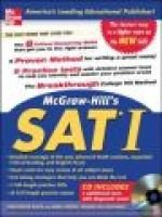 McGraw-Hill's SAT 1 (Audio cassette): Black
