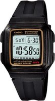 Casio Wr Multi Alarm Digital Watch (Black):