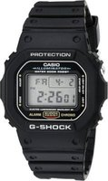 Casio G-Shock Classic Digital Watch (Black):
