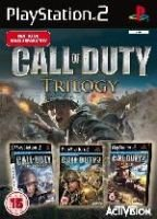 Call Of Duty Trilogy - Call Of Duty: Finest Hour / Call Of Duty 2: The Big Red One / Call Of Duty 3: Roads To Victory...
