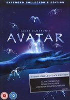 Avatar - 3-Disc Extended Collector's Edition (DVD, Boxed set): James Cameron