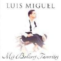 Luis Miguel - Mis Boleros Favoritos (CD): Luis Miguel