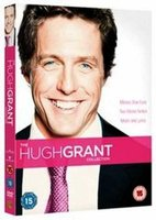 The Hugh Grant Collection - Mickey Blue Eyes / Two Weeks Notice / Music And Lyrics (DVD): Hugh Grant, Drew Barrymore, Sandra...