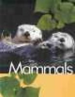 Mammals (Animal Facts) (Hardcover, Library binding): Paul McEvoy