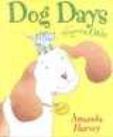 Dog Days - Starring Otis (Hardcover): Amanda Harvey