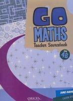 Go Maths - Teachers Sourcebook: Level 4B: Qld: GMT237Q (Paperback): James Burnett, Calvin Irons
