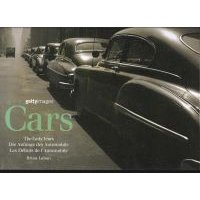 Cars (Hardcover): Brian Laban