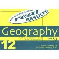 Geography - Gr 12 HG (Paperback): Glennis Ravenscroft, Anthea Manson