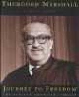 Thurgood Marshall (Hardcover, Library binding): Carla Williams