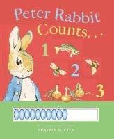 Peter Rabbit counts 1 2 3 (Paperback, New Ed): Beatrix Potter