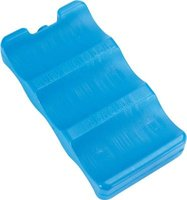 Seagull Solid Curvy Cooler Ice Brick (Blue):