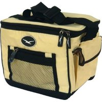 Seagull 12 Can Cooler Bag (Beige):