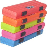 Bantex McCasey 2 PP Pencil Case (Assorted Colours):