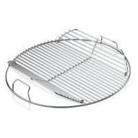 Weber Hinged Cooking Grate for 57cm Charcoal Grill: