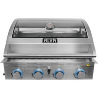Alva Mojave Drop In Bbq (4 Burner):