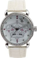 Bad Girl Crown Jewel Ladies Watch: