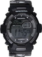 Bad Boy Digi 100M-WR Camo Gents Watch: