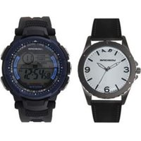 Bad Boy Watch Bundle Promo (BB6031E & BB6067B):