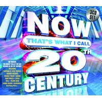 Now That's What I Call 20th Century (CD): Various Artists