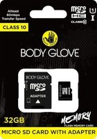 Body Glove MicroSD Card with Adapter (Class 10)(32GB):