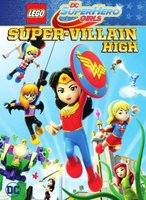 LEGO DC Super Hero Girls: Super-Villain High (DVD):