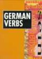 German Verbs (German, Paperback): Silvia Robertson