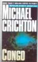 Congo (Hardcover): Michael Crichton